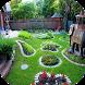 Backyard Landscape Design by Vioz