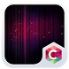 Pink Lights CLauncher Theme by CG-Live-Wallpapers