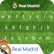Real Madrid The Pitch Keyboard Theme by Football Keyboard Theme Lab