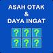 Asah Otak & Daya Ingat Memory by MOBILCERDAS.COM