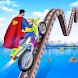 Superhero Tricky Bike Stunt Rider