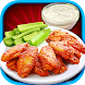 Buffalo Wings: Food Game by Cooking Entertainment Games