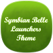 Belle Multi Launcher theme by Ninth Avenue