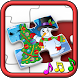 Kids Christmas Puzzles & Games by Espace Publishing