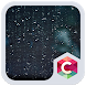 Wet Glass C Launcher Theme by Best theme workshop