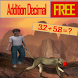 Addition Decimal Temple Free by Education Fun Online