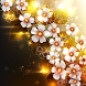 Glowing Flower Live Wallpapers by Fantastic Live Wallpapers