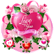 Romantic Love Heart Theme