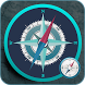 Digital Compass For Android : Compass Map
