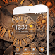 Mechanical Gears by Launcher phone theme