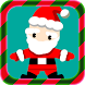Santa VS Snowman - Christmas by Myjika Inc.