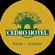 Cedro Hotel & Restaurante by PROMOTUR. Marketing Móvil - Tours Virtuales 360