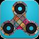 Fidget Mandala Spinner by F Studio