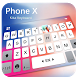 Keyboard for Phone X by Fancy Theme for Android keyboard