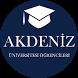 Akdeniz Üniversitesi Öğrencileri by Üniversite Mobil