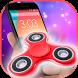 Fidget Spinner on Screen - Spinner in Phone Joke by Enjoy4Fun