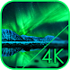 Northern Lights Live Wallpaper by Crazy Bill