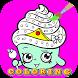 Coloring Book Shopkins Game by ColoringEBookStudio