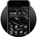 Stylish Black Phone 7 Launcher