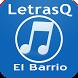 El Barrio Lyrics Q by Dadali Dev
