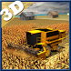 Farming harvester Simulator 3d by Soul Colorx