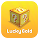 Mod Lucky Gold Blocks for MCPE by Lucky House Portal Block Mod