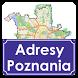 Adresy Poznania by Kryszt