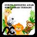 100 Cerita Dongeng Anak&Gambar by Avante Corp