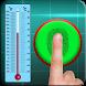 Fever Thermometer Finger Prank by Stylish Design Studio