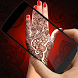 Mehndi Tattoo. Photo Editor by FunXL Apps