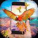 Parrot in Phone Prank by Prankdesk