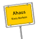Ahaus Shopping App by Wallace GmbH