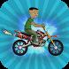 The crazy lil drive motobike ron by App Dev Prod