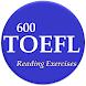 TOEFL Reading Exercise by Raihan Studio