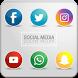All Social Network by glusoft inc
