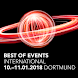 BEST OF EVENTS 2017 by HDM-I