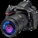 Professional HD Camera by kineba