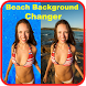 Beach Background Changer by MAFYC APPS
