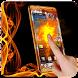Joke Fire on Screen Prank by Sink Apps