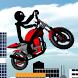 Stickman Motorcycle 3D by TnTn