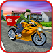 Moto Pizza Delivery Boy 3D by Witty Gamerz