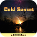 Тема eXPERIAmz- Cold Sunset by ChatApps