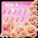 Pink Diamond Keyboard theme by Keyboard Creative Park
