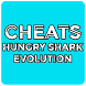 Cheats Hungry Shark Evolution by Winflyb Studio