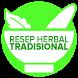 Resep Obat Herbal Tradisional by BlackID