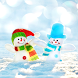Snowman Live Wallpapers by Fantastic Live Wallpapers