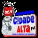 Radio Cidade Alta FM by ConectServer