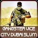 Gangster Vice City Dubai Slum by Winter Tales