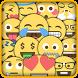 New Keyboard - Colorful Emoji by Emoji Fun World
