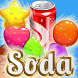 Soda by EMRG Games- free games -girl games -match 3 games